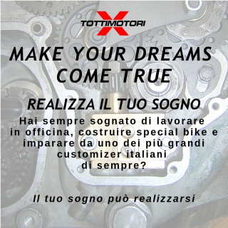 MAKE YOUR DREAMS COME TRUE - REALIZZA IL TUO SOGNO