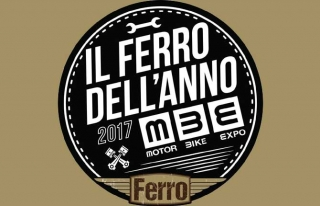 MOTOR BIKE EXPO 2017 - In giuria a FERRO DELL'ANNO 2017