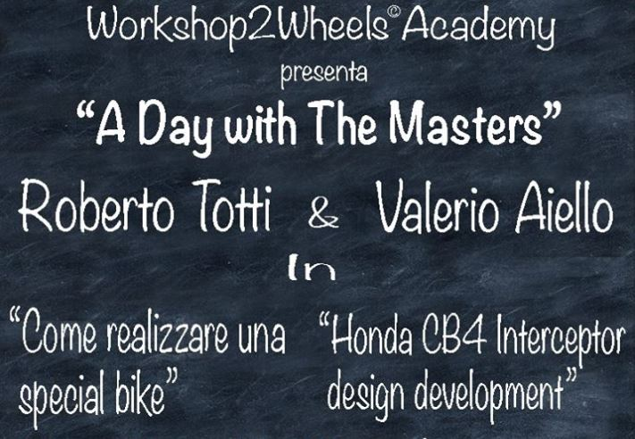 Workshop ''Come realizzare una special bike'' presso Deus Café Milano