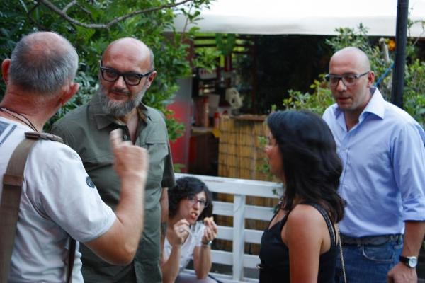 SERATA CIBO-MOTORI @NUMA BOLOGNA (9 luglio 2015)