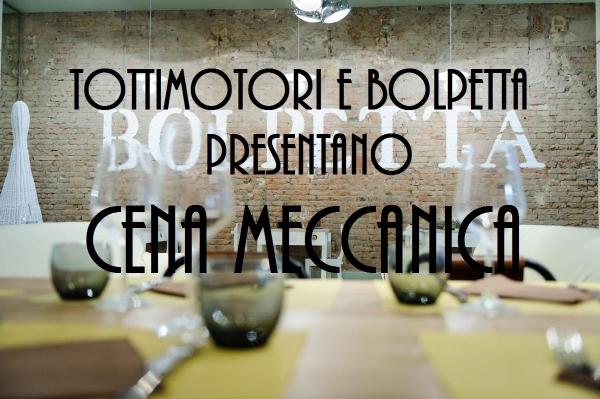 CENA MECCANICA - Elaborazione del motore 4T