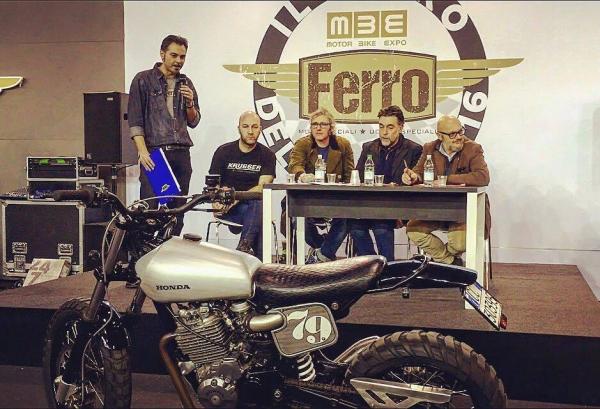 FERRO CONTEST @MOTOR BIKE EXPO - VERONA 2016
