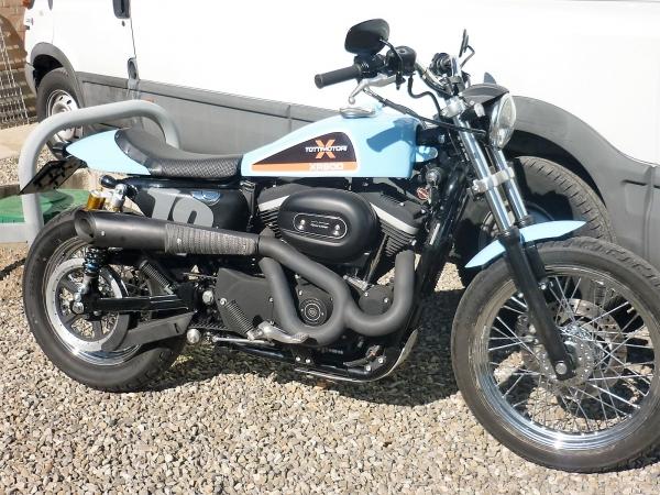 Harley Davidson 883 del 2008