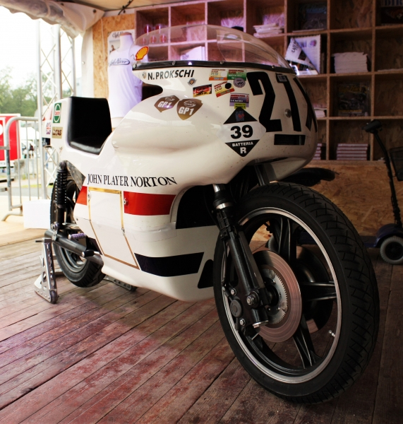 CAFE RACER FESTIVAL 2016