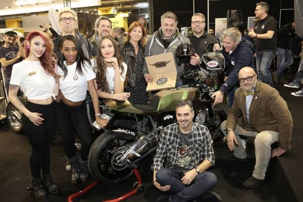 MOTOR BIKE EXPO 2017 - In giuria a FERRO DELL